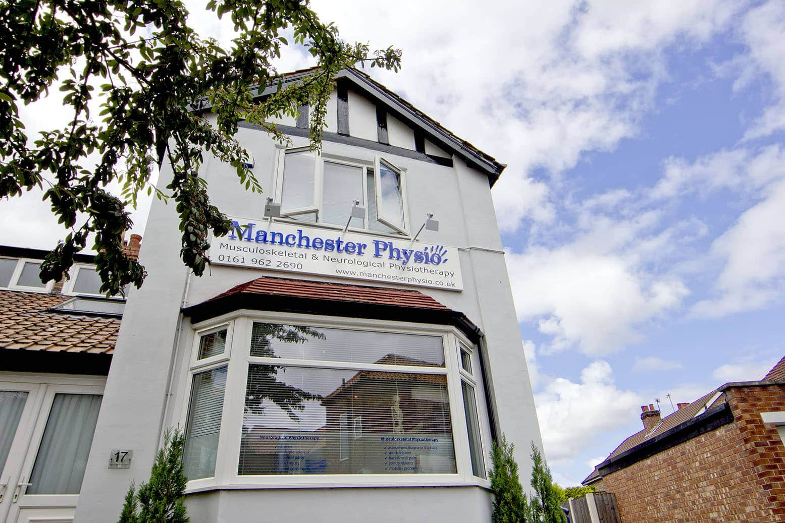 Image of Sale Physiotherapy outside