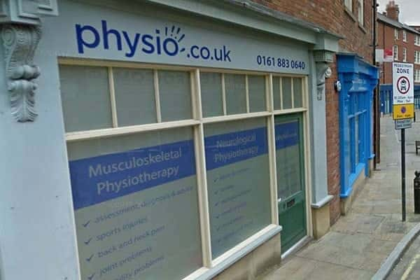 Image of Stockport clinic outside